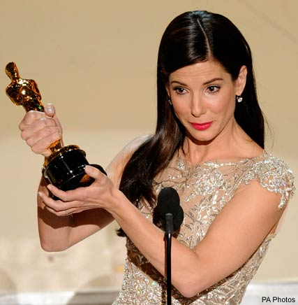 Sandra Bullock, The Oscars 2010