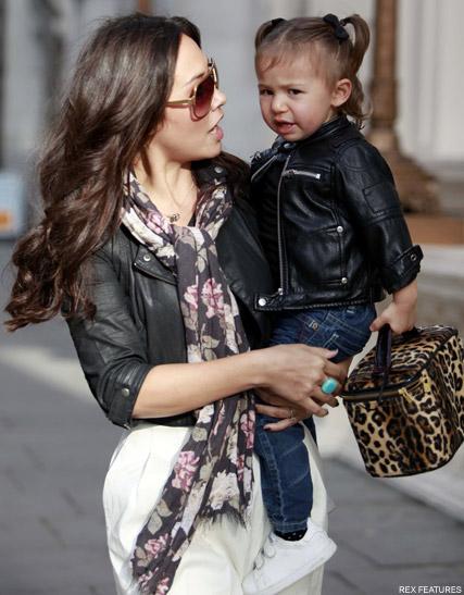 Myleene Klass - Myleene Klass pregnant - Stylish Celebrity Baby Bumps - Celebrity Babies 2010 - Celebrity News - Marie Claire