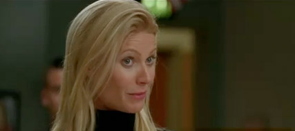 Gwyneth Paltrow - FIRST LOOK! Gwyneth Paltrow on Glee - Glee - Celebrity News - Marie Claire