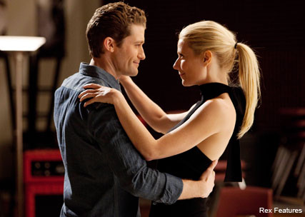 Gwyneth Paltrow Matthew Morrison - FIRST LISTEN! Gwyneth Paltrow covers Adele for Glee - Gwyneth Paltrow Glee - Glee - Marie Claire - Maire Claire UK