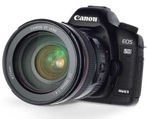 Canon EOS 5D mkII - DSLR camera best buy
