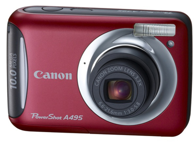 Camera type: Simple Point and Shoot camera