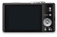 Panasonic TZ20 back