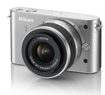Nikon 1 silver