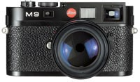 Leica M9 front