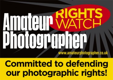 rights watch placard