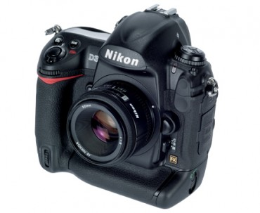 Nikon D3 front