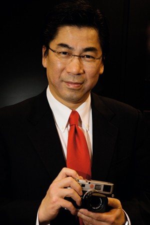 Leica CEO Steven K Lee sacked