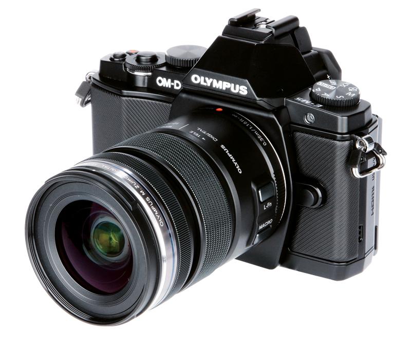 Olympus E M5