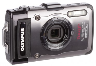 Olympus Tough TG-1 front