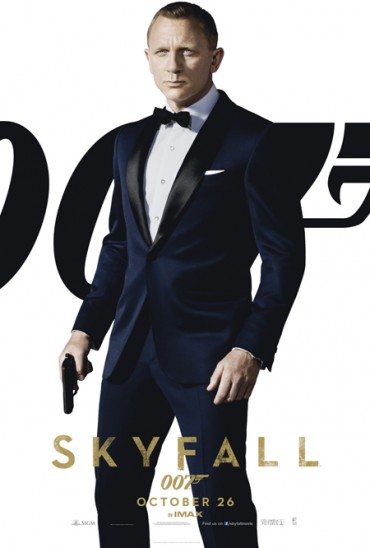 Bond© 1962-2012 Danjaq, LLC and United Artists Corporation. All rights reserved.