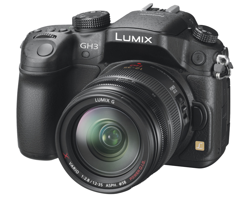 Panasonic Lumix DMC-GH3 review