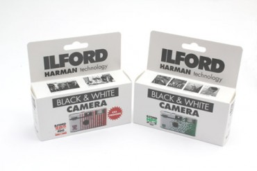 Ilford b&amp;w cameras