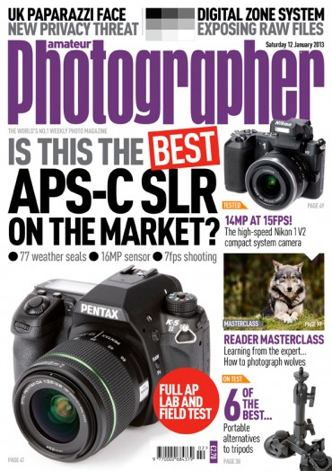 AP cover 12 January 2013