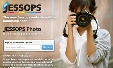 Jessops website