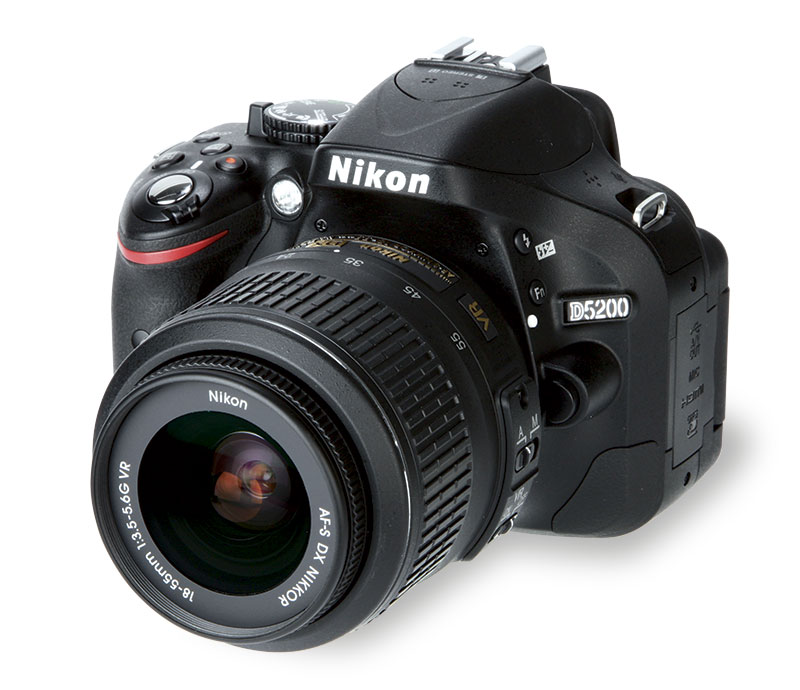 It is compact and beginner-friendly, yet the Nikon D5200 has the spec
