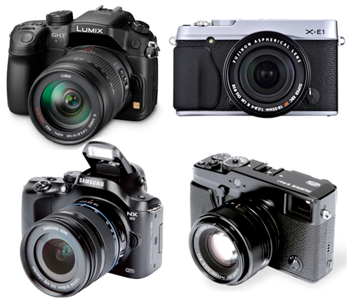of the best compact system cameras of 2013 to find out which compact