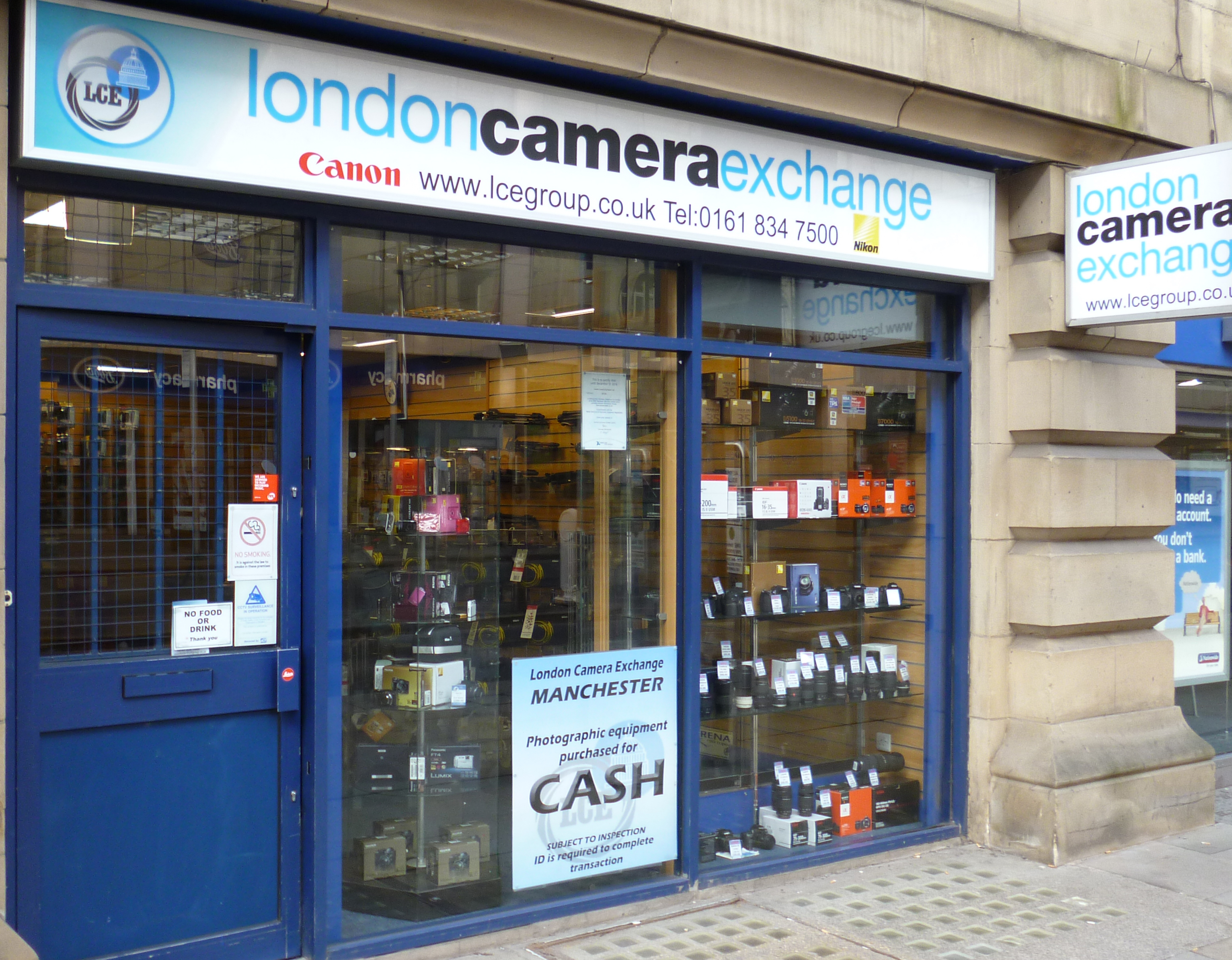 Camera Chain Eyes Growth After Jessops Collapse Amateur Photographer