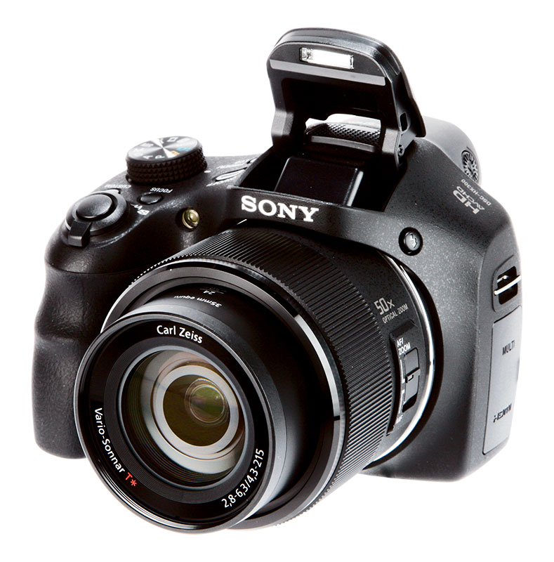 Sony Cyber-shot HX300 review