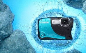 Underwater cameras 