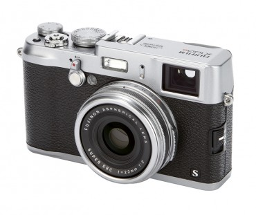 Fujifilm X100S front