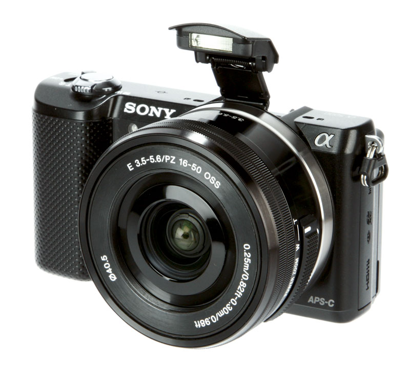 sony alpha 5000 review