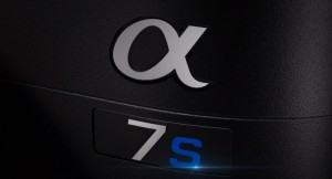 Sony Alpha 7s logo