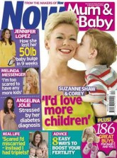 Mum & Baby Cover Sept/Oct 2011