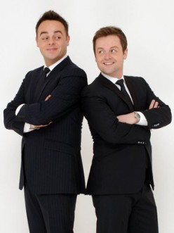 Ant McPartlin and Declan Donnelly | Push The Button Promo | Pictures | Photos | New