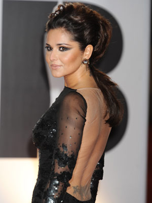 Cheryl cole i m always attracted to people with tattoos now