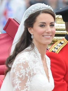 Kate Middleton | Wedding hair | Richard Ward