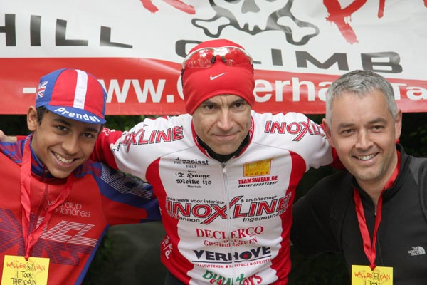 Waller Pain 2012 Winners - (c) Cycling Weekly