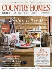 country homes and interiors magazine country decorating ideas in the press