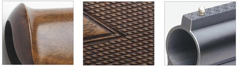 Beretta 687 EL Gold Pigeon II detailing.