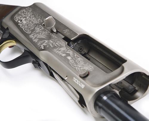 gun reviews browning a5 semi auto shotgun review shooting uk