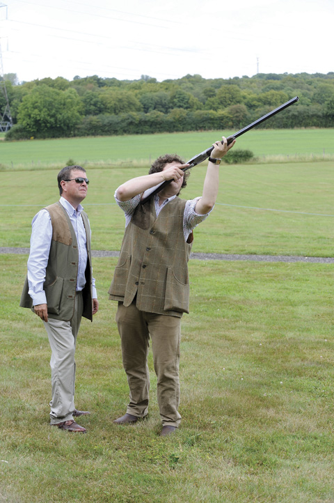 How not to shoot pheasants